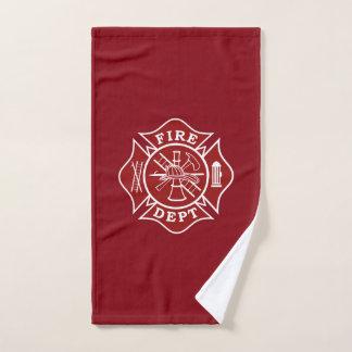 Handdoek van de Gymnastiek van de brandbestrijder