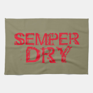 """Handdoek van de Keuken van Semper DROGE 16 """" x24 """""""