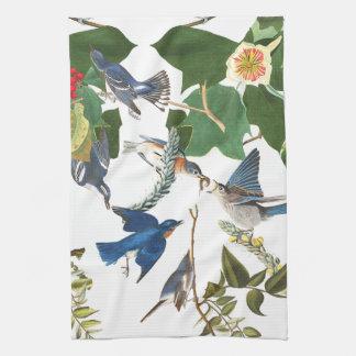 Handdoeken van de Keuken van het Wild van de Vogel