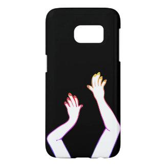 Handen Samsung Galaxy S7 Hoesje
