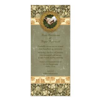 Handfasting 10,2x23,5 Uitnodiging Kaart