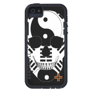 HANDSKULL Yin Yang - iPhone 5/5S Taai Xtreme Tough Xtreme iPhone 5 Hoesje