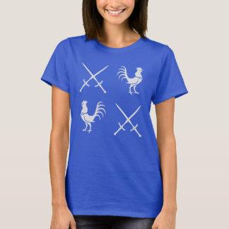 Hanen en Zwaarden T Shirt