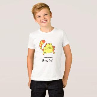 Hang het Overhemd van de Kat van de Cartoon van de T Shirt