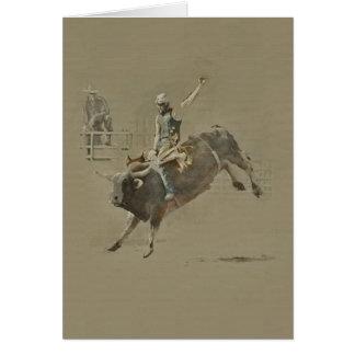 Hang in daar Cowboy! Kaart