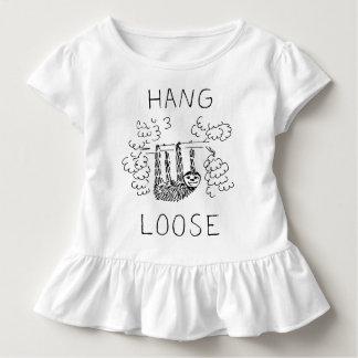 Hang Losse Luiaard Kinder Shirts
