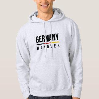 Hanover Duitsland Hoodie