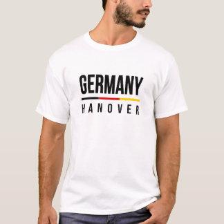 Hanover Duitsland T Shirt