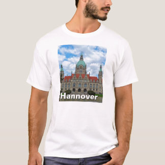Hanover, Nieuw Stadhuis 002.2, Duitsland (Hanover) T Shirt