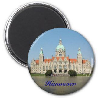 Hanover Ronde Magneet 5,7 Cm