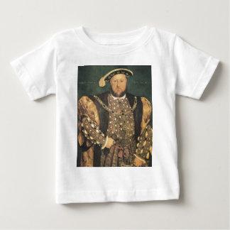 Hans Holbein Jonger Henry VIII Baby T Shirts
