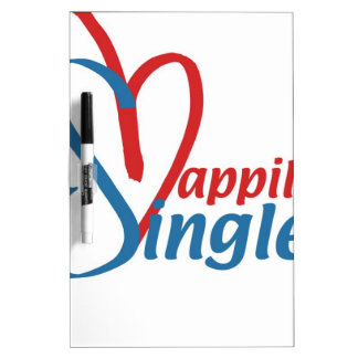 HappilySingle™ Whiteboards