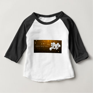 Happy-New-Year Baby T Shirts