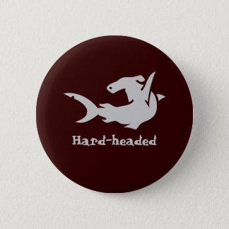 Hard-headed Ronde Button 5,7 Cm
