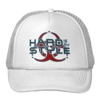 Hard is Mijn 3D   hardstylemuziek van Stijl Trucker Pet