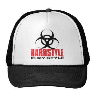Hardstyle is Mijn Stijl Mesh Pet