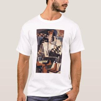 Harlekijn met een Gitaar, 1917 T Shirt