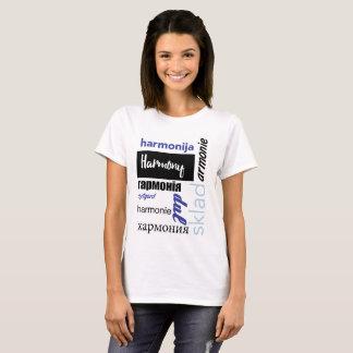 Harmonie T Shirt