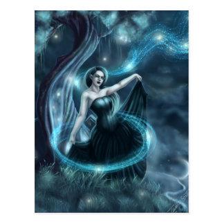 Harmonie van Nacht Briefkaart