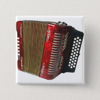 Harmonika Vierkante Button 5,1 Cm