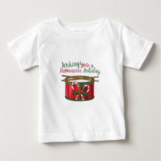 Harmonische Holid Baby T Shirts