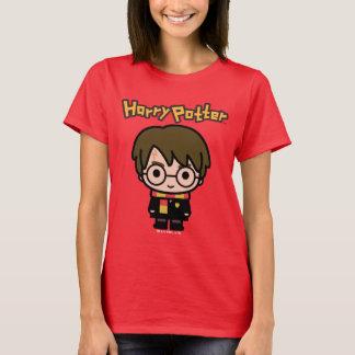 Harry Potter Cartoon Character Art T Shirt