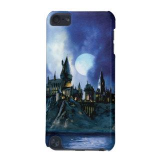 Harry Potter Castle | Hogwarts bij Nacht iPod Touch 5G Hoesje