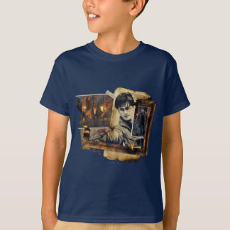 Harry Potter Collage 7 T Shirt