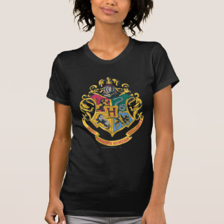 Harry Potter | CREST Hogwarts - Volledige Kleur T Shirt