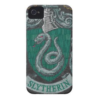 Harry Potter | CREST Slytherin - Wijnoogst iPhone 4 Hoesje