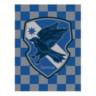 Harry Potter | CREST van de Trots van het Huis Briefkaart