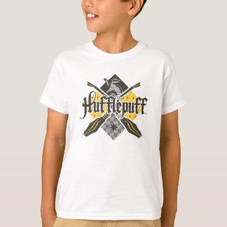 Harry Potter | CREST van Hufflepuff Quidditch T Shirt