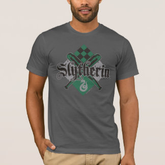 Harry Potter | CREST van Slytherin Quidditch T Shirt