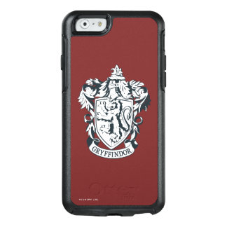 Harry Potter | de Schets van de Stencil Gryffindor OtterBox iPhone 6/6s Hoesje