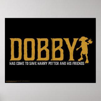 Harry Potter | Dobby redt Harry Potter Poster