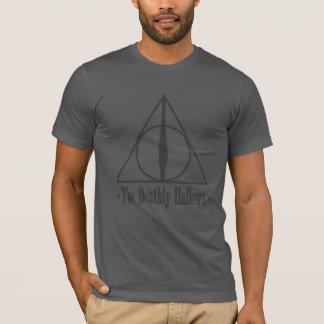 Harry Potter | Dodelijk zegent Embleem T Shirt