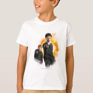 Harry Potter en Ron Weasely T Shirt