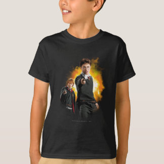 Harry Potter en Ron Weasely T Shirt