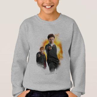 Harry Potter en Ron Weasely Trui