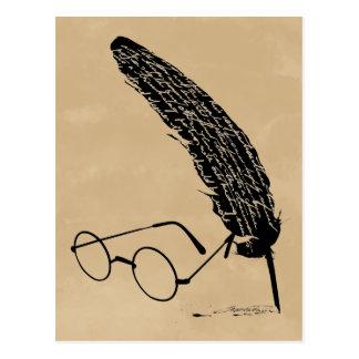 Harry Potter | Glazen en Schacht Briefkaart