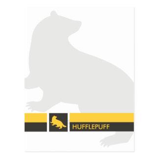 Harry Potter | Grafische de Trots van het Huis Briefkaart