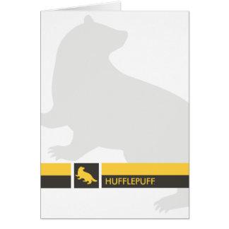 Harry Potter | Grafische de Trots van het Huis Wenskaart