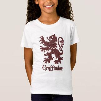 Harry Potter | Grafische Leeuw Gryffindor T Shirt