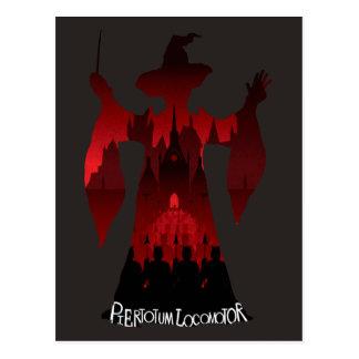 Harry Potter | het Leger van het Standbeeld van Briefkaart