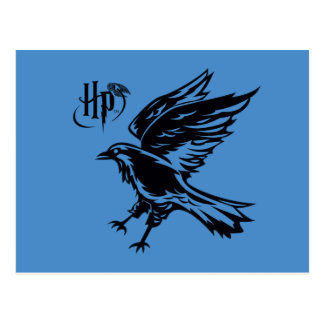 Harry Potter | het Pictogram van Ravenclaw Eagle Briefkaart
