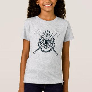 Harry Potter | Hogwarts Gekruist CREST van T Shirt