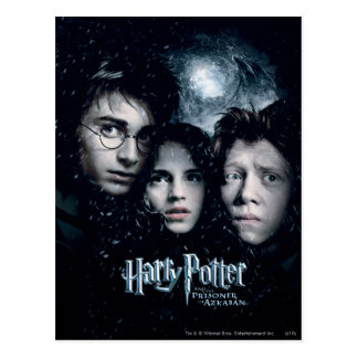 Harry Potter Movie Poster Briefkaart