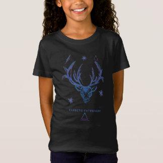 Harry Potter Spell | de Schets van Patronus van T Shirt