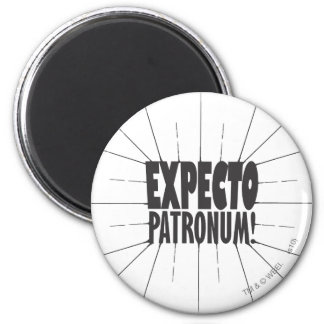 Harry Potter Spell | Expecto Patronum! Magneet