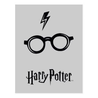 Harry Potter Spell | het Litteken en de Glazen van Briefkaart